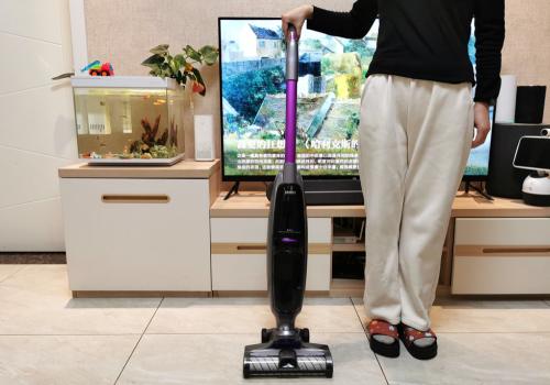 一机多功能,清洁高性能,吉米速干洗地机让地面清洁更简单